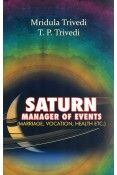 Saturn: Manager of Events: Marriage, Vocation, Health etc.